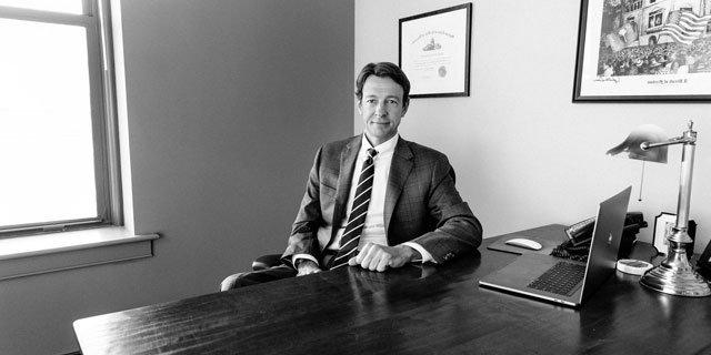 Defense Attorney Rick Coad